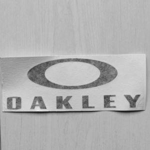 Oakley sticker add on only